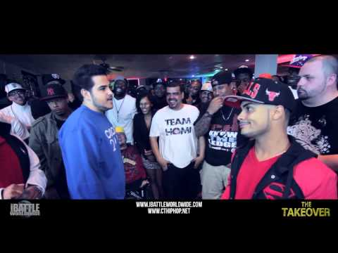 @iBattleWW Presents: @TheLexxorcist vs @CityyTowers [via @iBattlePromo]