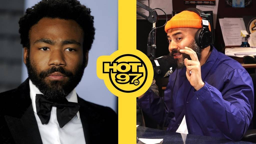 Ebro In The Morning Asks 'Can You Be Pro Black & Date Outside Your Race?'