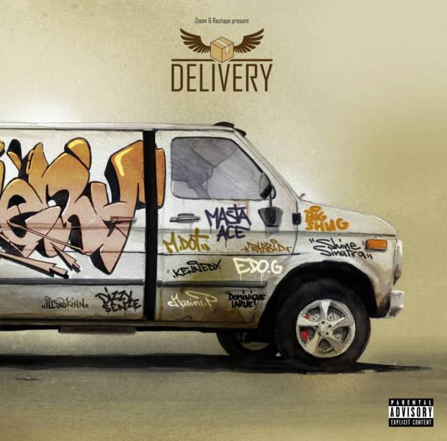 Zoom & Rectape - The Delivery [Album Artwork]