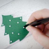 Weihnachtskarte No. 3-7