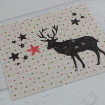 Weihnachtskarte No.1-11