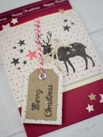 Weihnachtskarte No.1-16