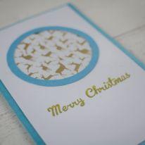 Weihnachtskarte No.2-14