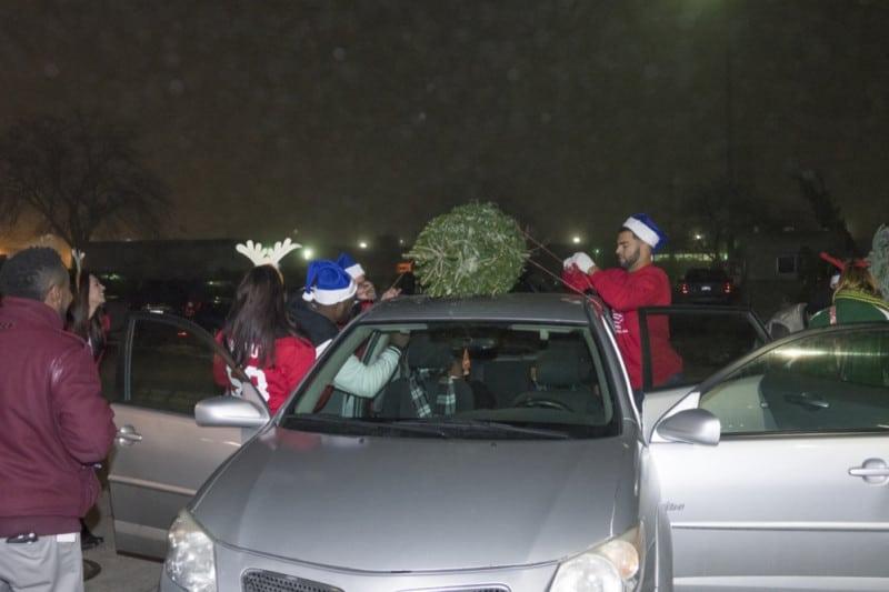 Van Noy Valor Foundation Christmas Tree Drive