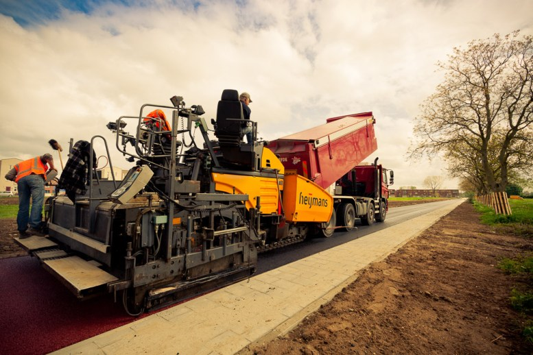 asfaltering - Lent