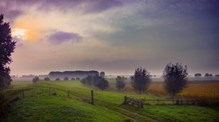 buitendijks landschap Brabant