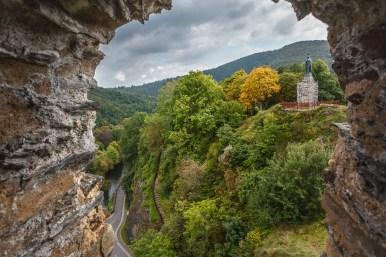 berglandschap Luzemburg