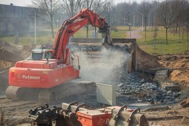 sloopwerkzaamheden - Neerbosch, Nijmegen