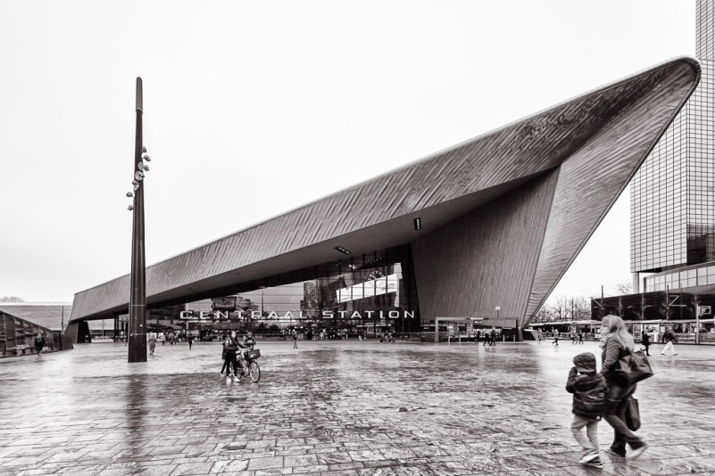 Centraal Station - Rotterdam