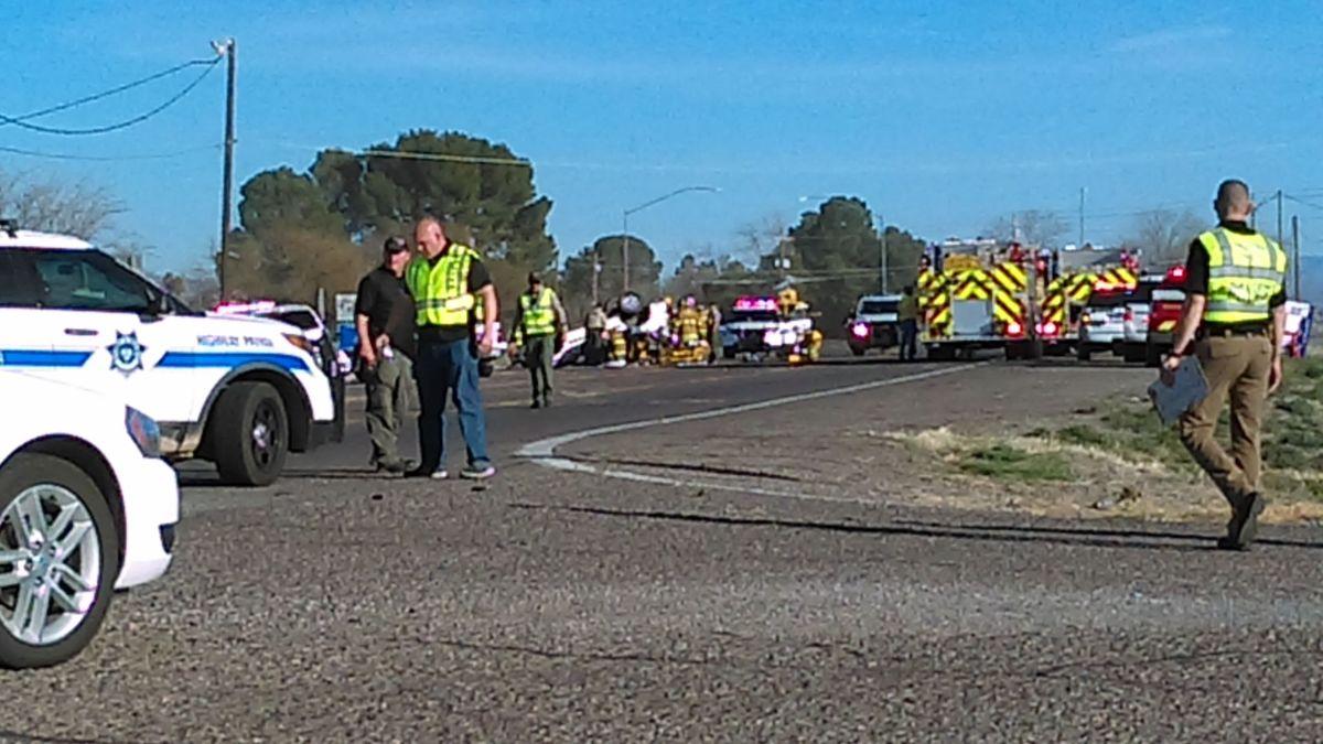 Mesa News Crash