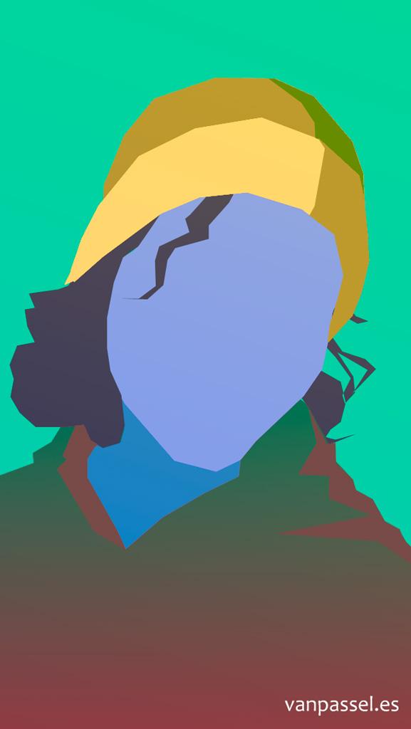 Amy retrato portrait