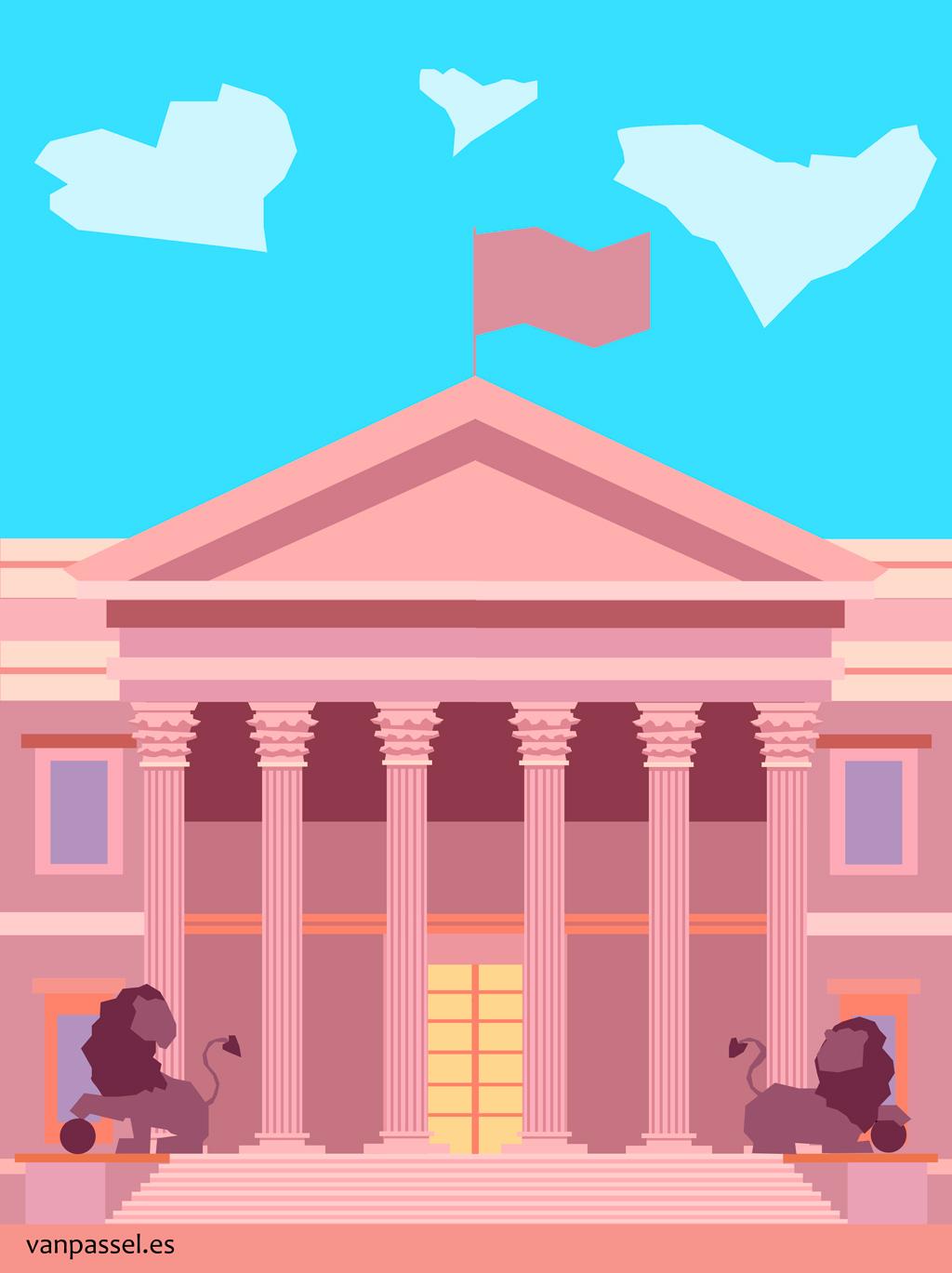 Patriotismo barato - congreso