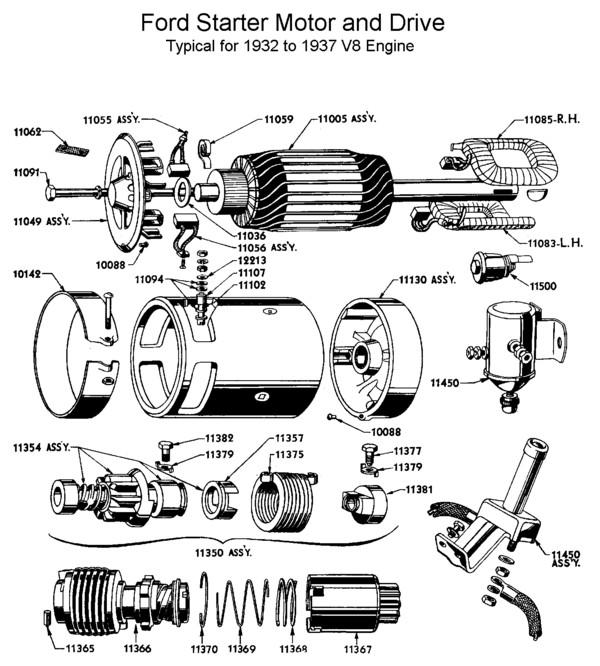 1948 Ford Generator Wiring Diagram, 1948, Free Engine