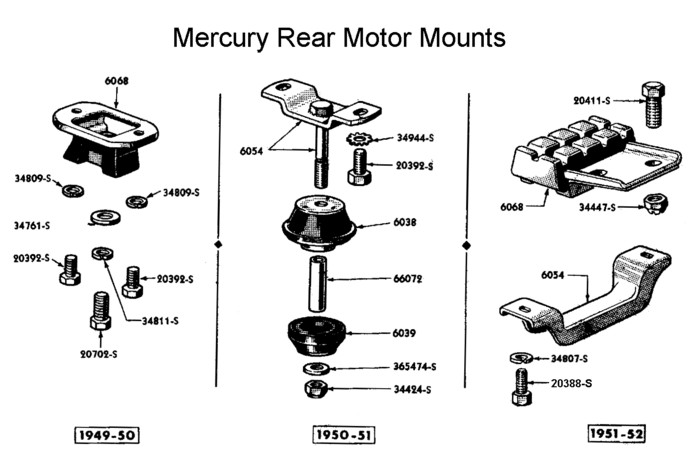 Flathead Engine Cutaway, Flathead, Free Engine Image For