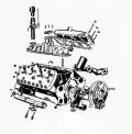 Flathead Parts Drawings Links