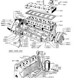 ford flathead six parts drawings for the six cylinder engine built rh vanpeltsales com ford straight 6 engine v12 engine [ 800 x 1155 Pixel ]