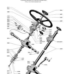 steering gear wheel for 1937 car  [ 1000 x 1144 Pixel ]
