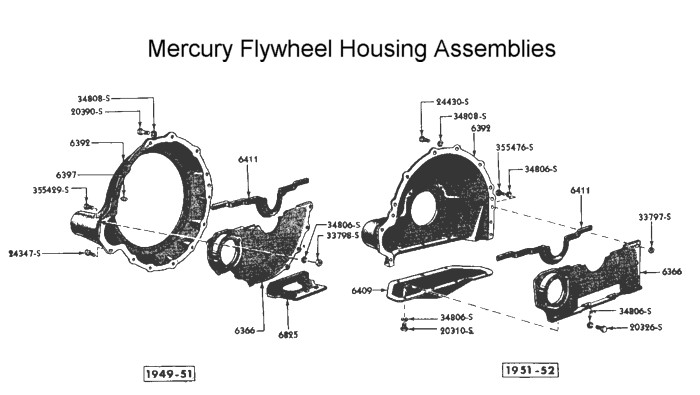 Ford and Mercury Trans Adapters