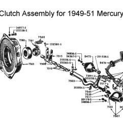 Ford 289 Distributor Wiring Diagram 1985 Toyota Truck 292 Parts Great Installation Of Flathead Drawings Transmissions Rh Vanpeltsales Com Electronic Engine Specifications