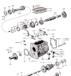 flathead parts drawings transmissions 1955 mercury 1951 mercury clutch diagram [ 800 x 1032 Pixel ]