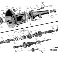 flathead parts drawings transmissions lincoln zephyr transmission diagram [ 1090 x 738 Pixel ]
