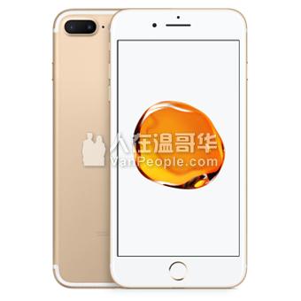 iPhone 7 plus 金色 128GB 全新解鎖未開封 電話:604-961-1358 - 人在溫哥華網 VanPeople.com