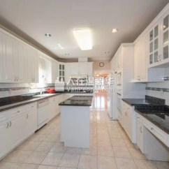 Kitchen For Rent White Drop Leaf Table 上層四房兩廳厨房出租 新裝修 特大露台电话 604 351 2356 人在 特大露台