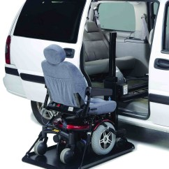 Wheelchair Elevator Replacement Chair Slings Australia Ricon Lifts