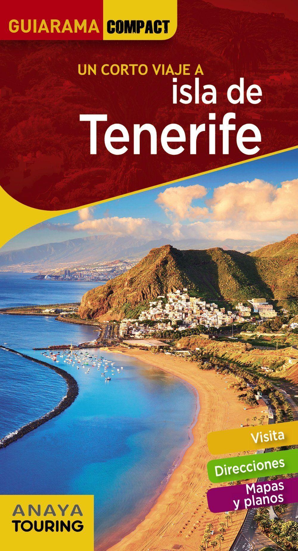 Isla de Tenerife (Guiarama Compact - España) Tapa blanda