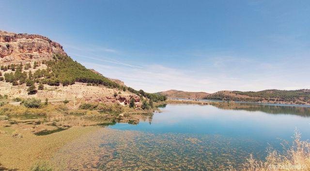Embalse de Nuévalos, Aragón