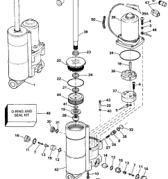 brp johnson en 1992 40 tj40elenm 1992 power tilt trim [ 1280 x 1686 Pixel ]