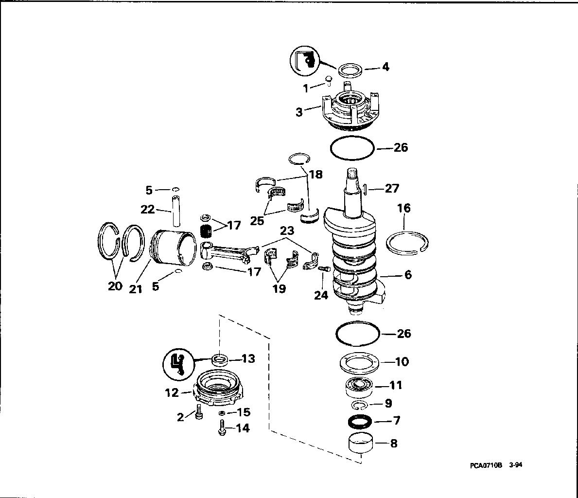 hight resolution of brp turbojet 1996 115 115tjedb 1996 crankshaft piston