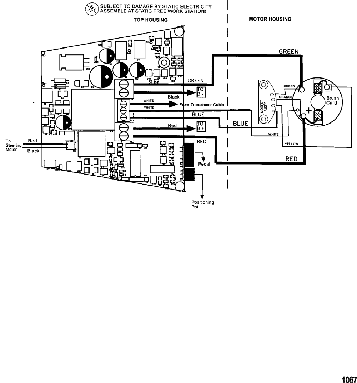 medium resolution of mercury trolling motor motorguide excel series all up wire motorguide trolling motor 36 volt wiring diagram