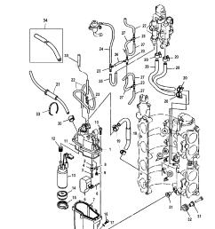 mercury mercury 115 efi 4 stroke 0t801000 thru 1b226999 stroke fuel line diagram on yamaha 115 4 stroke fuel line diagram [ 2141 x 2716 Pixel ]