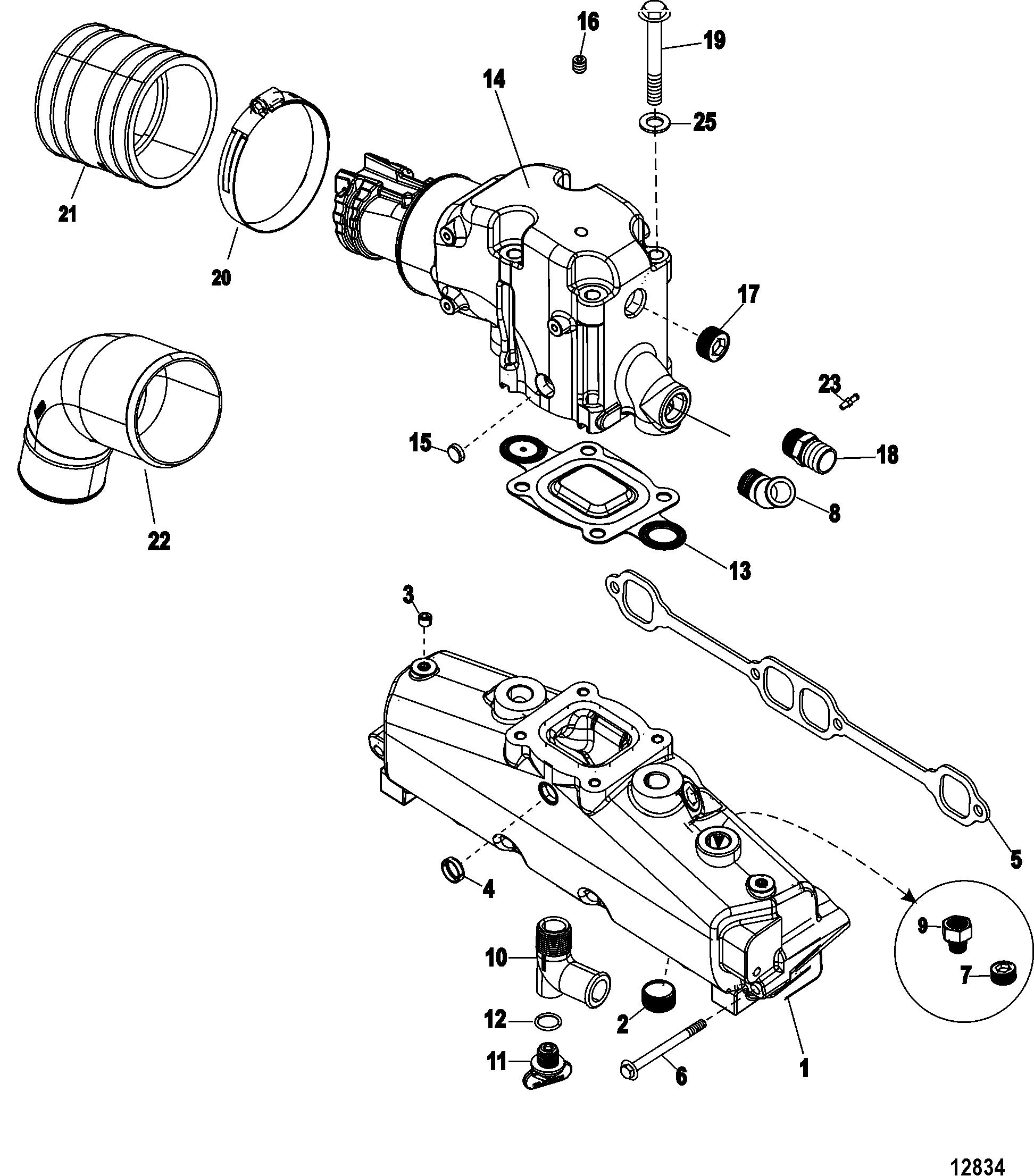 mercruiser 5 0 alternator wiring diagram wds bmw online mercury 7l carb ski 0w694844 and up