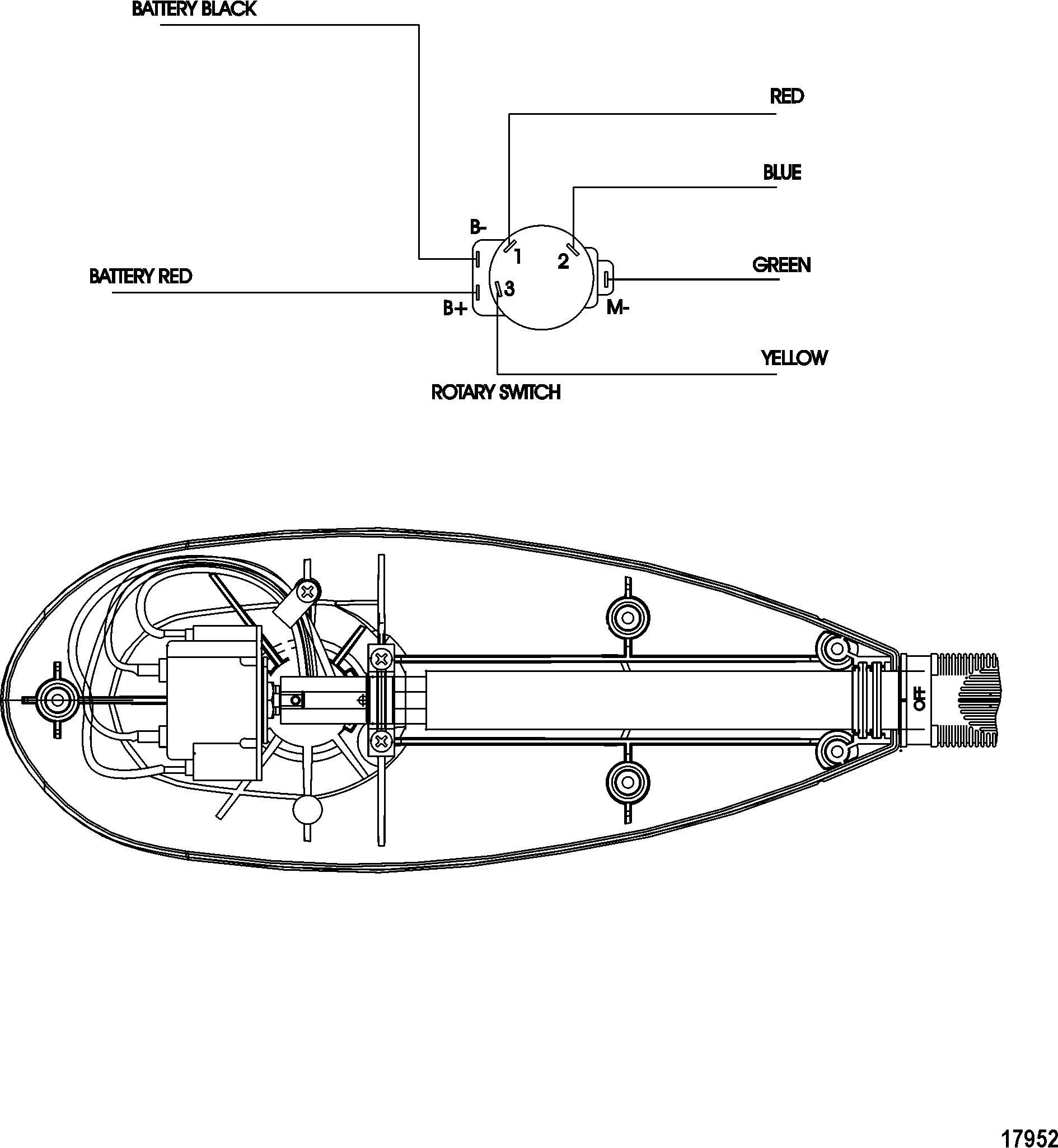 minn kota 24v wiring diagram mk70