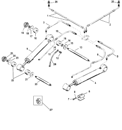mercury mercruiser bravo xr one 0l914990 thru 0w239999 trim rh vansoutboardparts com mercury outboard diagram tilt and trim johnson tilt trim diagram [ 1887 x 2186 Pixel ]