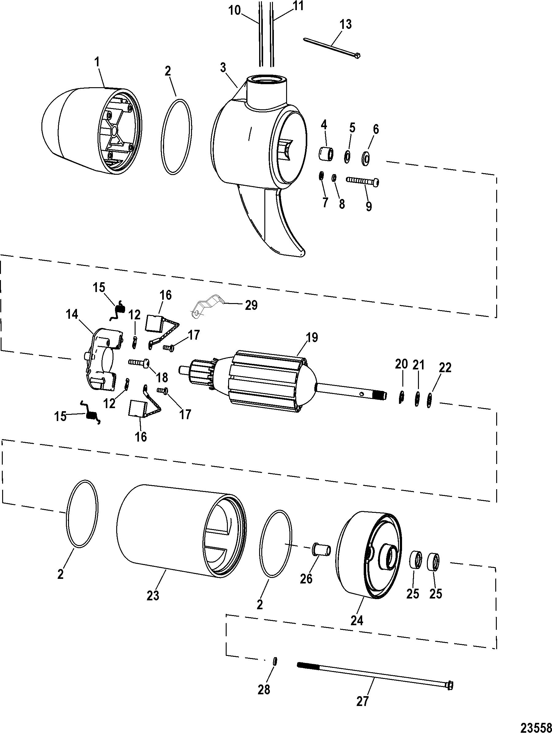 Motorguide T34 Wiring Diagram