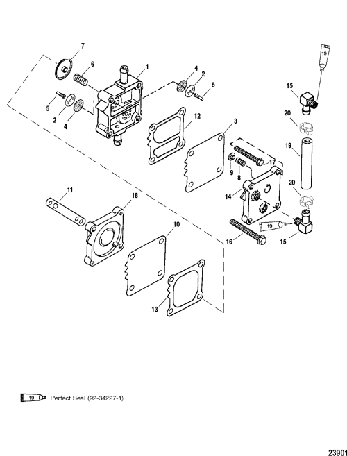 small resolution of mercury outboard fuel pump diagram wiring diagram home mercury 25 hp fuel pump diagram mercury fuel pump diagram
