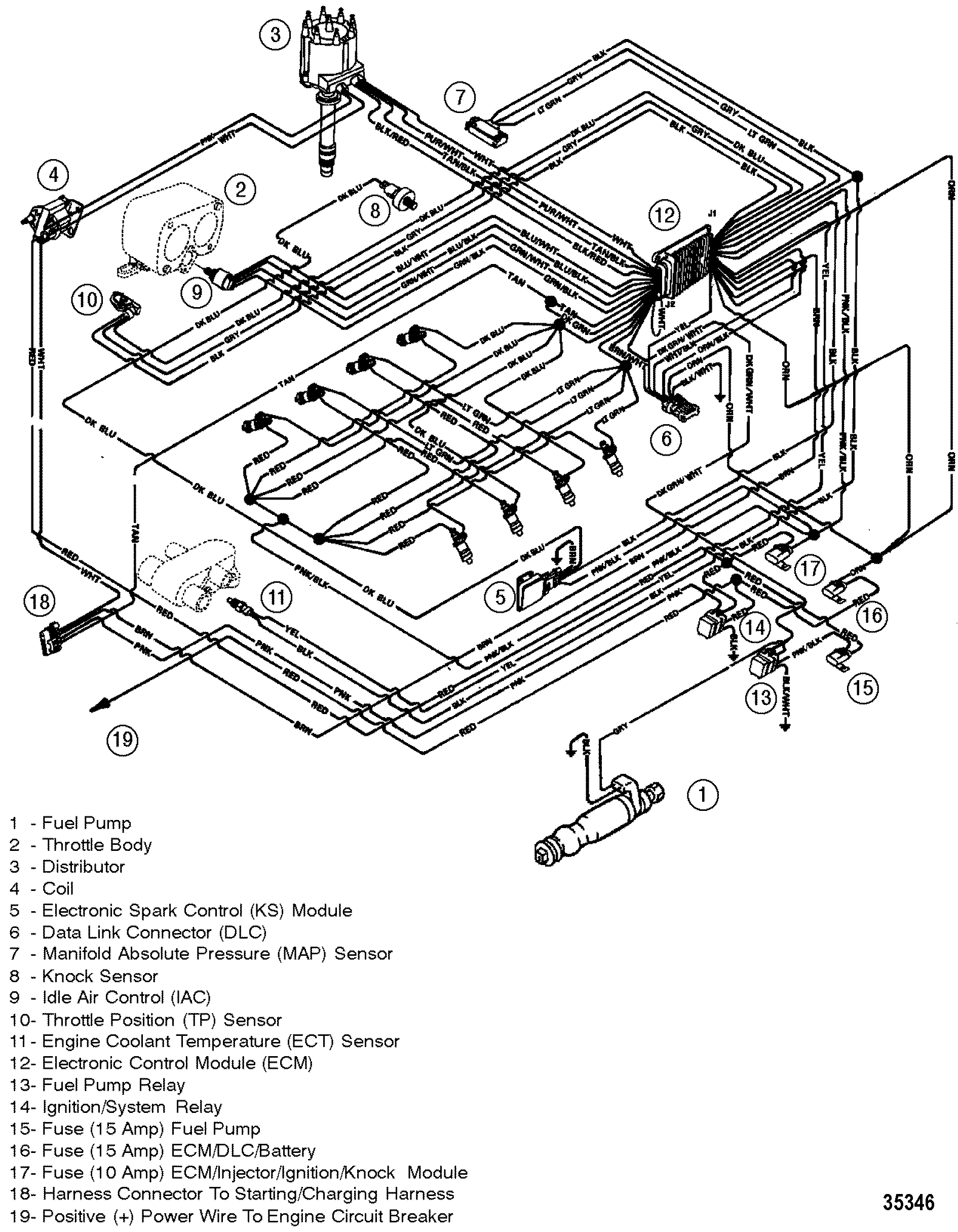 Wiring Diagram 502 Omc