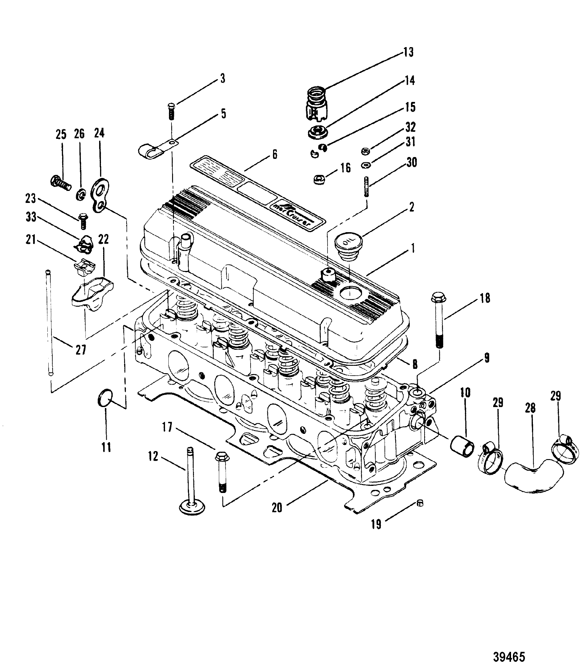 3 5 Mercury Outboard Engine Diagram