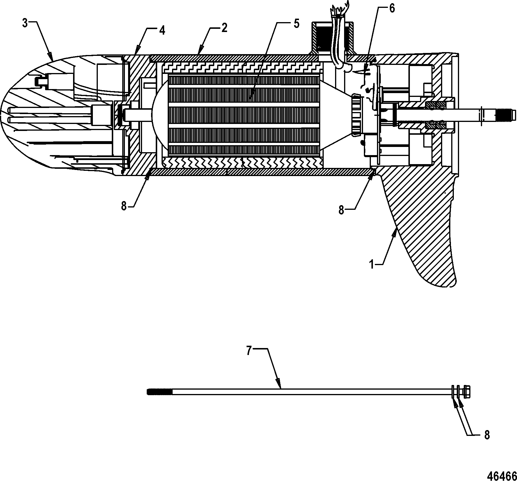 10 Hp Honda Outboard Parts Diagram
