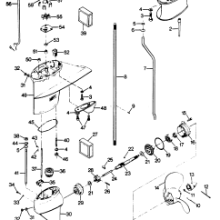 Mercury Outboard Parts Online 2004 Nissan 350z Stereo Wiring Diagram Force 35 H P 1987 357f7b Thru None Gear