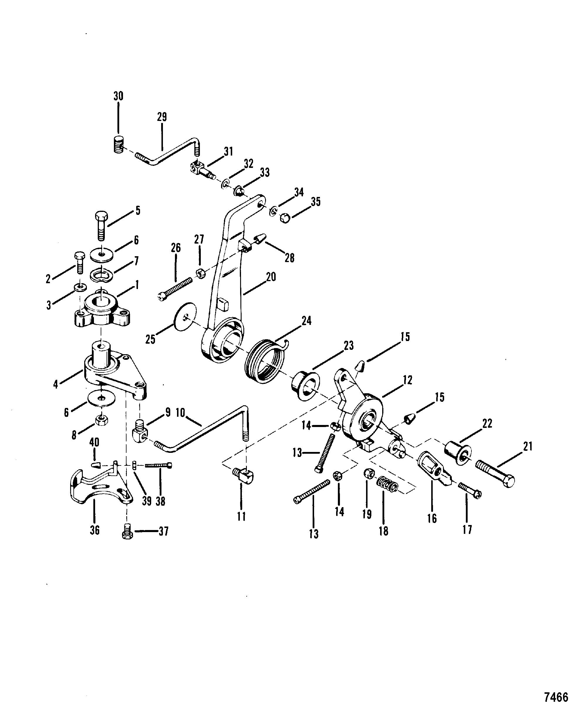 Mariner Throttle Control Wiring Diagram