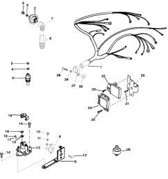 mercruiser wiring diagrams on mercruiser 5 7 wiring diagram mercruiser trim sender wiring diagram  [ 2074 x 2745 Pixel ]