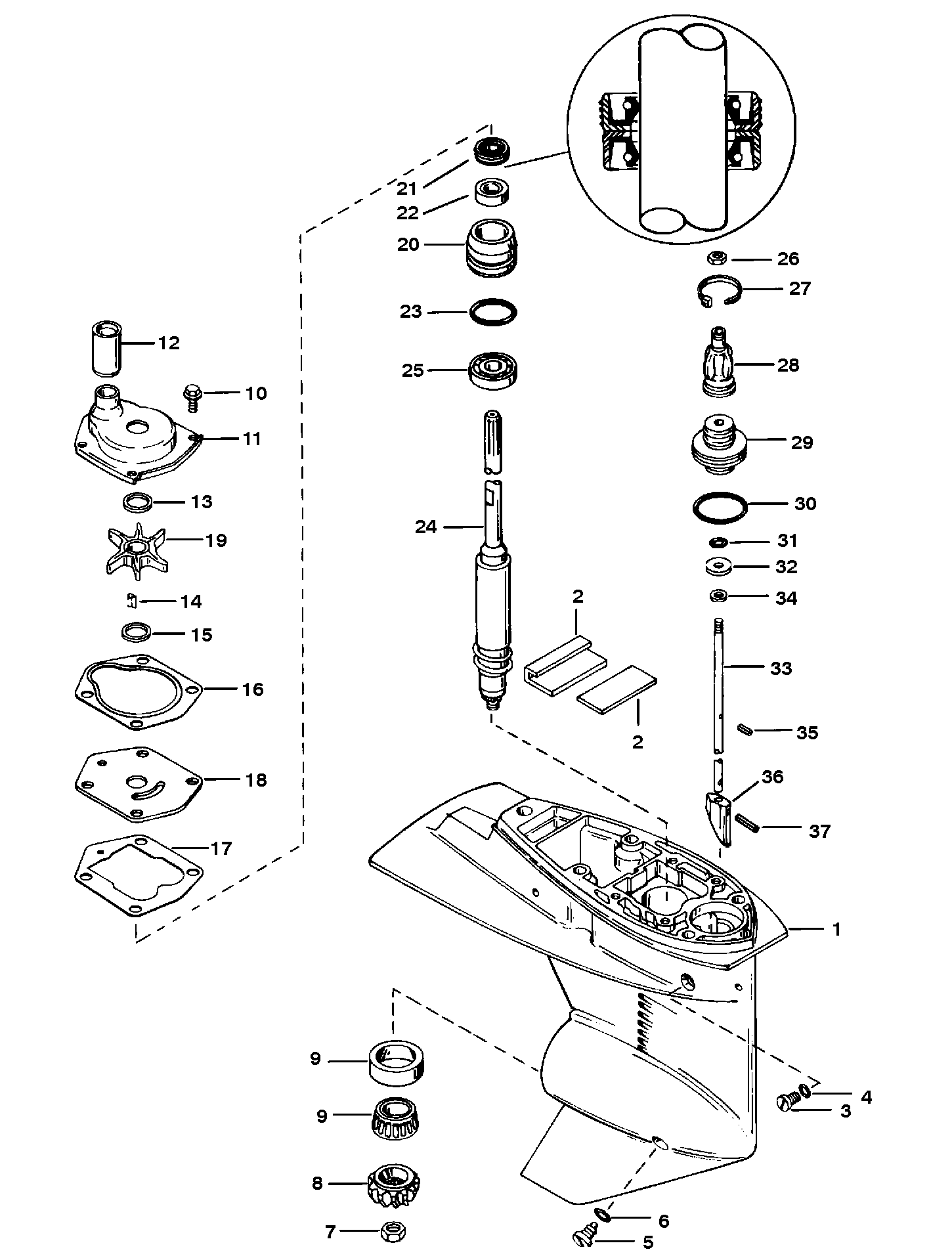 mercury outboard parts online electron transport chain diagram with explanation force 50 h p 1996 0e138600 thru 0e202999