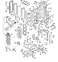 diagram of 85 hp 1986 force outboard 856x6l powerhead diagram and mercury force 85 h p  [ 2347 x 3115 Pixel ]