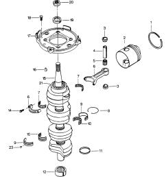 mercury force 125 h p 1988 1258m8c crankshaft 1971 mercury outboard wiring diagram 25 hp mercury outboard wiring diagram [ 2160 x 2706 Pixel ]