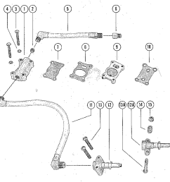 mercury mercury 110 1470349 thru 1865778 fuel pump assembly [ 2160 x 1598 Pixel ]