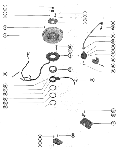 small resolution of 30 hp mercury outboard wiring diagram